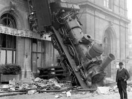 Train Wreck image